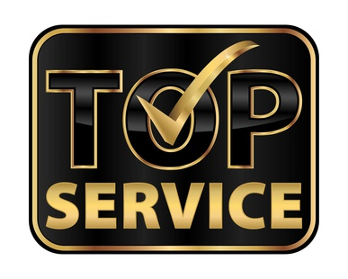 Top Service gold, valeur